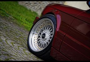 BMW E-30 Alpina - 15 by rugzoo