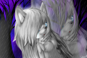 BG: Tears of a Ghost by lifegiving