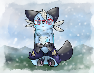 First Snow (gift) by Jufnaty
