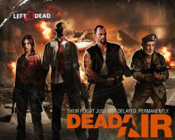 Left 4 Dead Dead Air wallpaper by azzk1ka