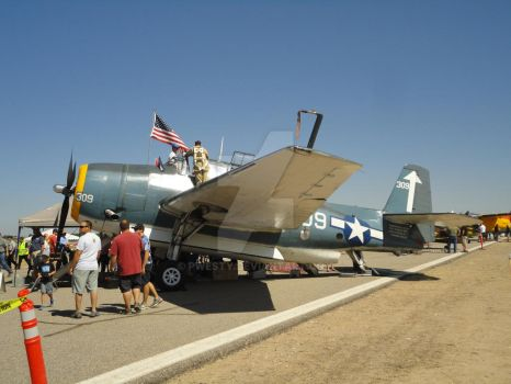 TBM AVENGER4 by Pwesty