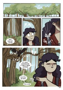 Wyrdhope - Chapter 1 - Page 17 by flailingmuse