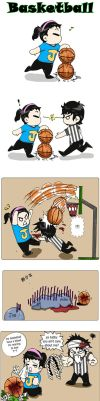 take care of play basketball by doomaday