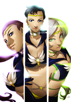 Sailor Starlights by Exemi