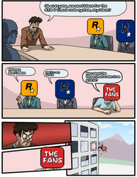 Grand Theft Auto 5 [Boardroom Suggestion] by GiantFirering27