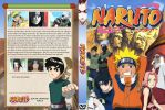 Naruto DVD Cover by Moelleuh