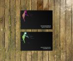 Personal Business card by 4rm