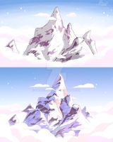 SU-mountain by PalosCheco