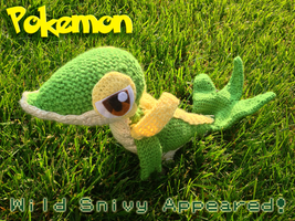 Snivy by Demi-Plum