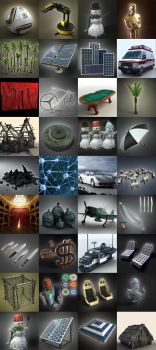 3d model store by Radoxist by radoxist