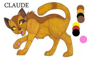 Claude by GoetheFaust