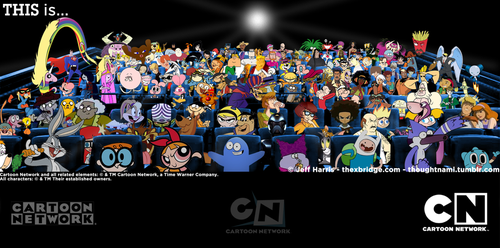 This Is Cartoon Network (20th Anniversary Edition) by nemalki