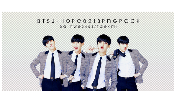 28 / BTS J-HOPE Birthday PNG PACK by NWE0408
