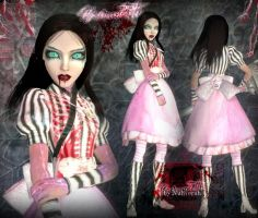 AMR Customskin: Bernadette by nuhverah