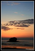 Gull Rock by Kernow-Photography