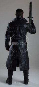 Danny Cyberpunk Detective 145 - Stock Photography by NeoStockz