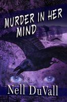 Murder In Her Mind - Book Cover by SBibb