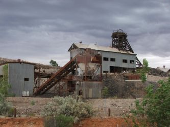 Abandoned - Broken Hill by Anna-Atomic