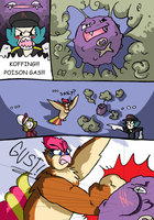 HG Nuzlocke : 44 by SaintsSister47