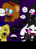 Some Bots Are Just Gold .:Pg 19:. by ShinySmeargle