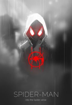 Spider-man : Into the Spider-Verse by dhymz91