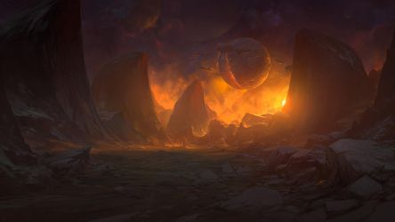 A Tear for Every Hero in Hell by noahbradley