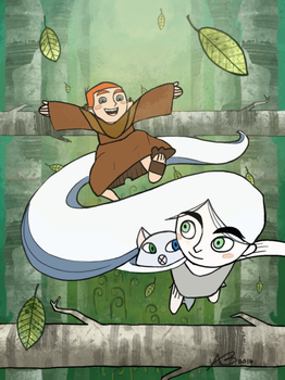 Secret of Kells by RockyRoni