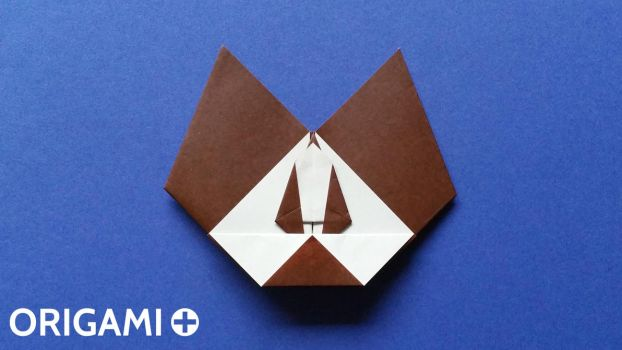 Evil Mouse! (origami) by origamiplus
