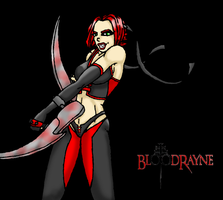BloodRayne 2 by kingkill666