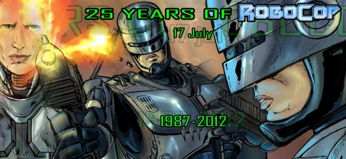 Robocop_25:anniversary by Silwerra
