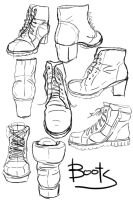 Boots study by Cranash64