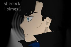 Sherlock Holmes by Xylocist