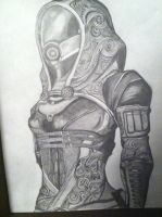 Tali, MASS EFFECT by xXXxNightShadexXXx