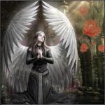Gothic Angel by Eragon2589