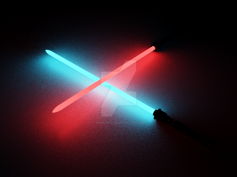 Remasted Lightsabers by SpringZilla2