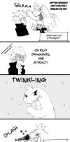 Dragonite used Attract
