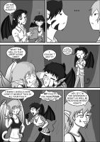 Lost Souls p51 by axemsir