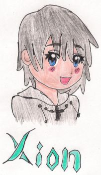 Chibi Xion by Bella-Who-1