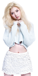 Alice (Hello Venus) PNG [Render] by GAJMEditions