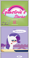 Equestria's Stories - 61 (Art of the Dress) by Zacatron94