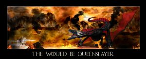 The Would Be Kingslayer by Toadman005