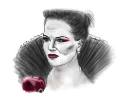 The Evil Queen by 012930