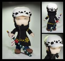 Trafalgar Law by pheleon
