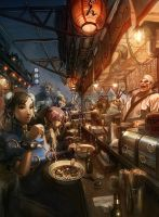 UDON's Art of Capcom by UdonCrew