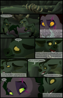 Uru's Reign Part 2: Chapter 2: Page 19 by albinoraven666fanart