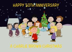 A Charlie Brown Christmas 50th Anniversary by mrentertainment