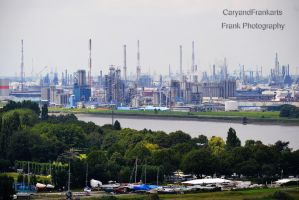 industry in Antwerpen by CaryAndFrankArts