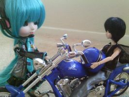 :. can i have a ride .: by tirsden