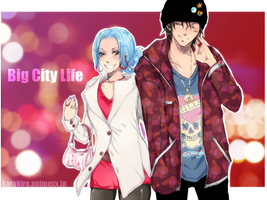 OP: Big City Life by Alina-chan