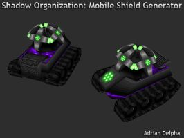 Mobile Shield Generator by DelphaDesign